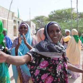 Votes in Somaliland