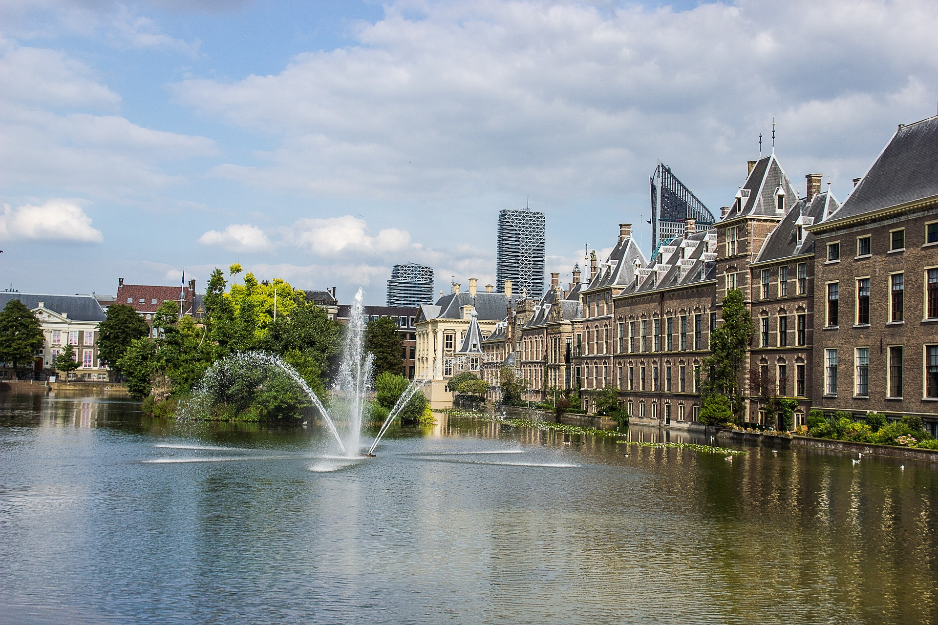 Image of the Hague