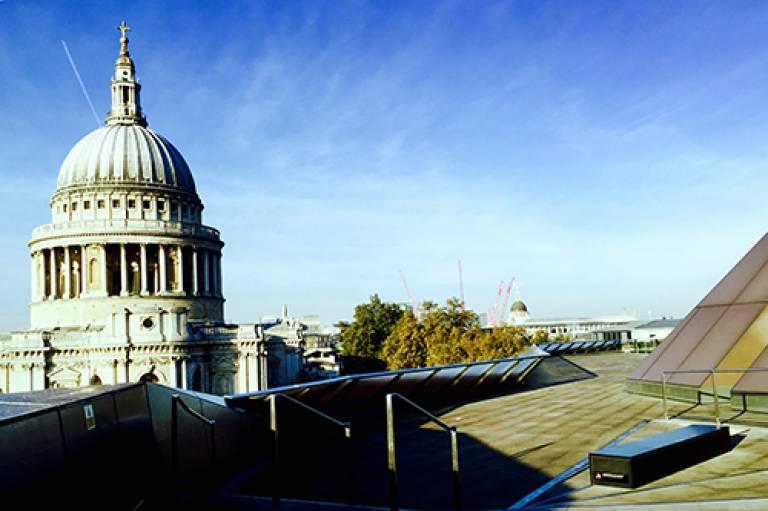 Beas of Bloomsbury rooftop