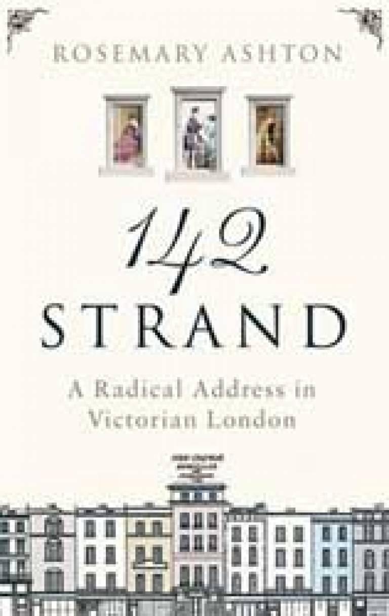 rosemary ashton's book 142 Strand