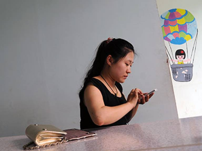 Fieldsite in China