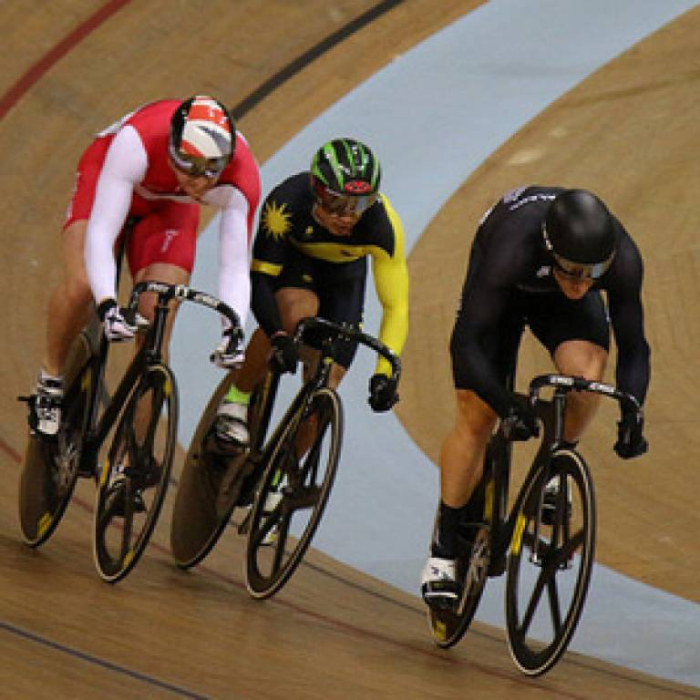 Track Cycling at Glasgow 2014 Commonwealth Games