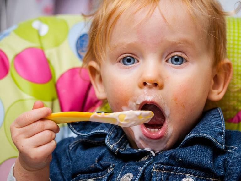 Toddlers' eating habits may harm long-term health