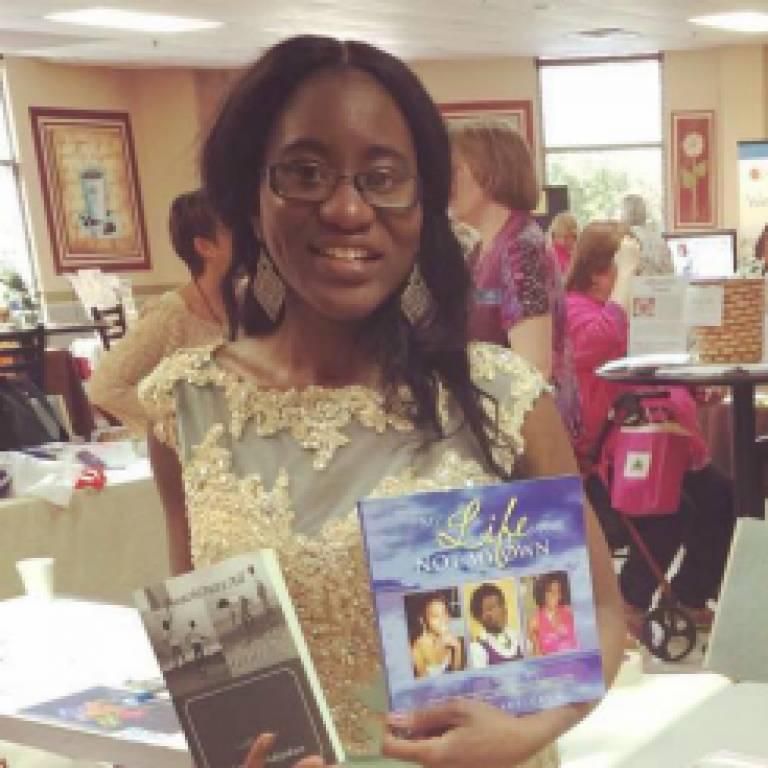 Seven questions with Marian Adejokun