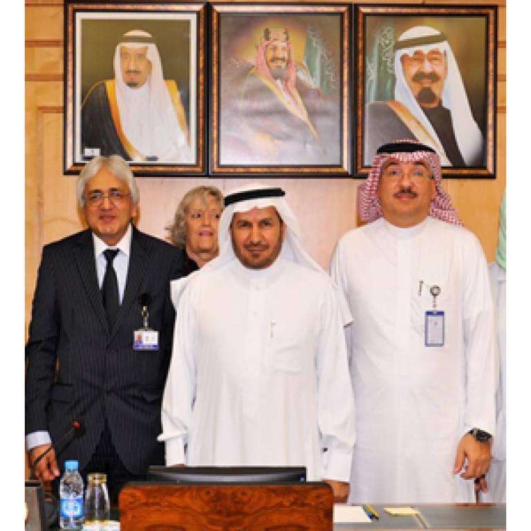 Prof Ali Zumla (group crop)