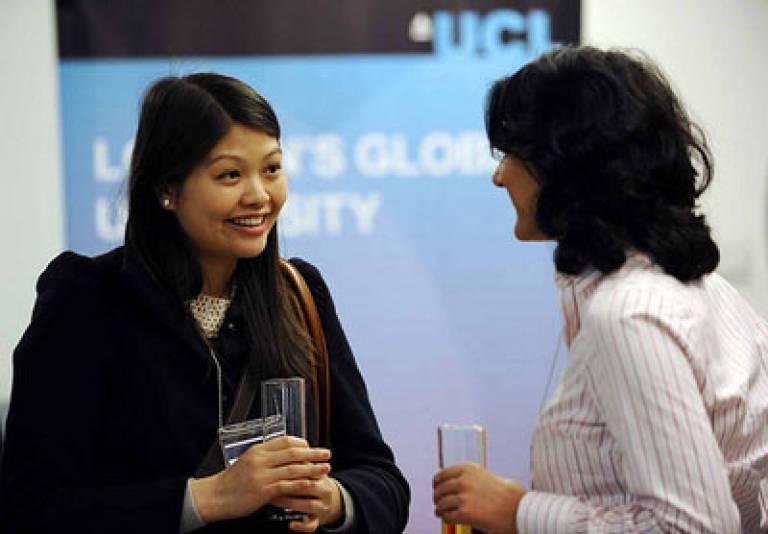 Alumni networking