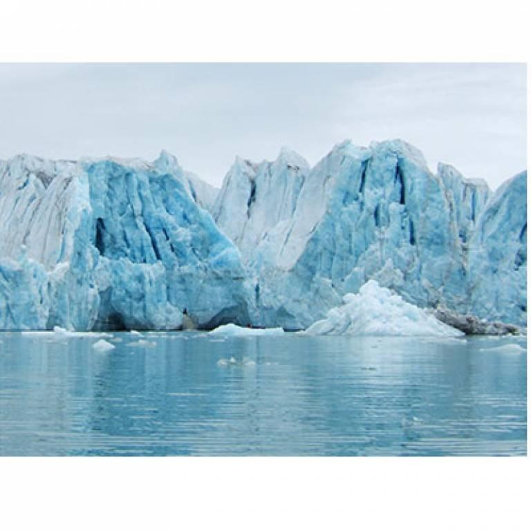 Arctic Ice Shelf