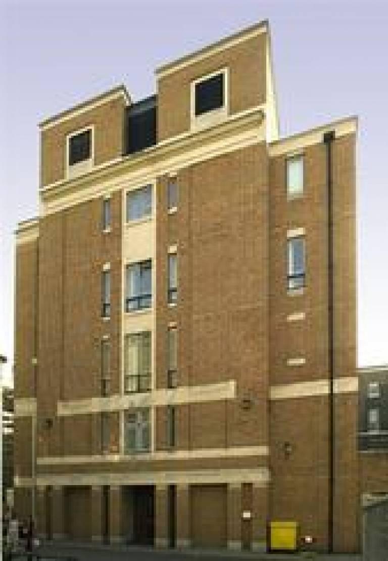 Bernard Katz building