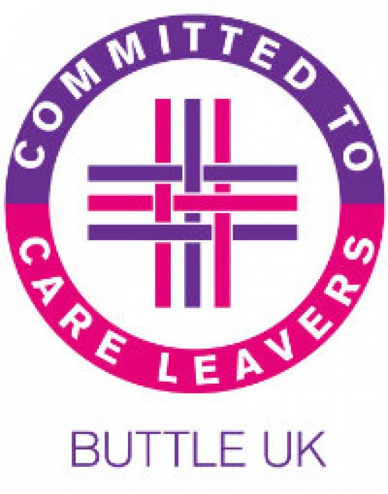 Buttle logo