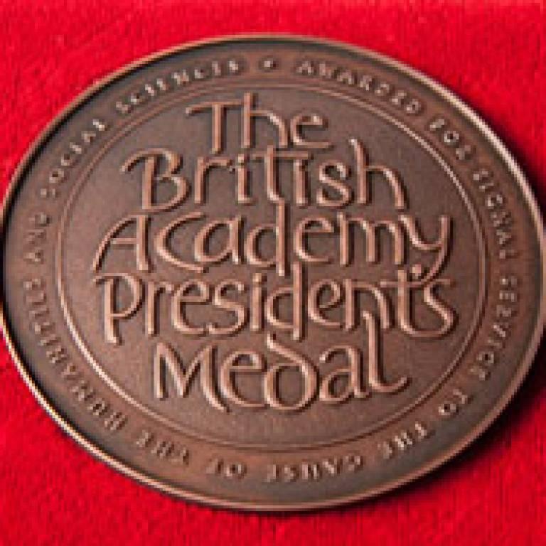 British Academy Medal