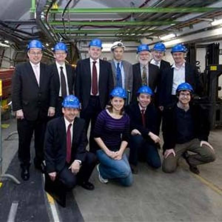 CERN visit