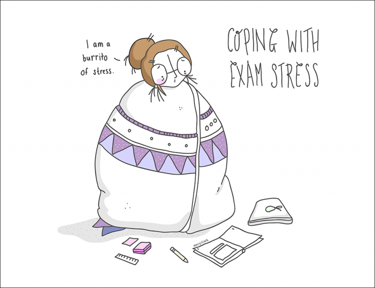 Coping with exam stress 1