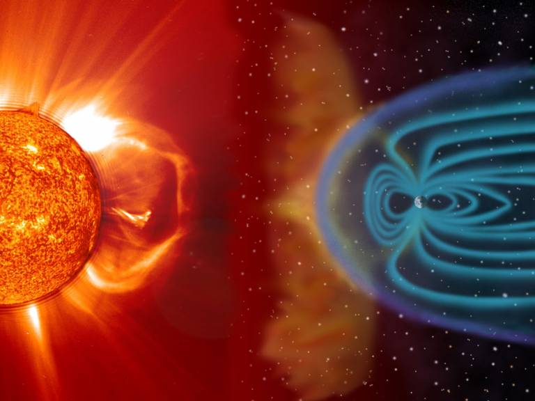 SMILE coronal mass ejection