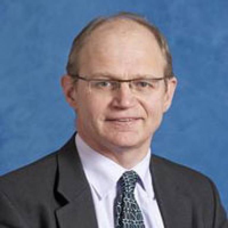 Professor David Bogle