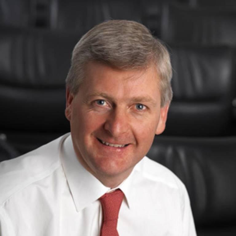 Prof David Lomas