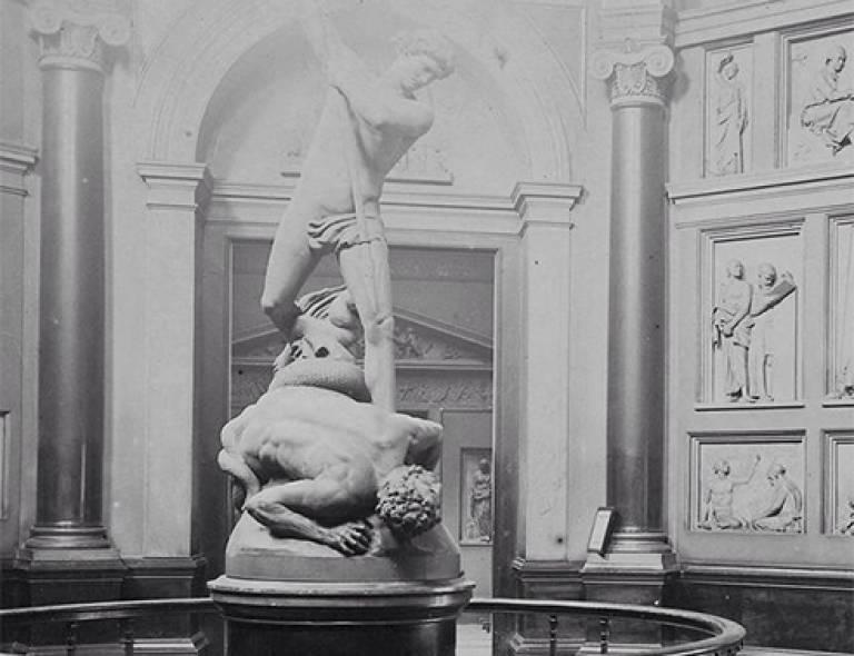 Flaxman Gallery 19th century