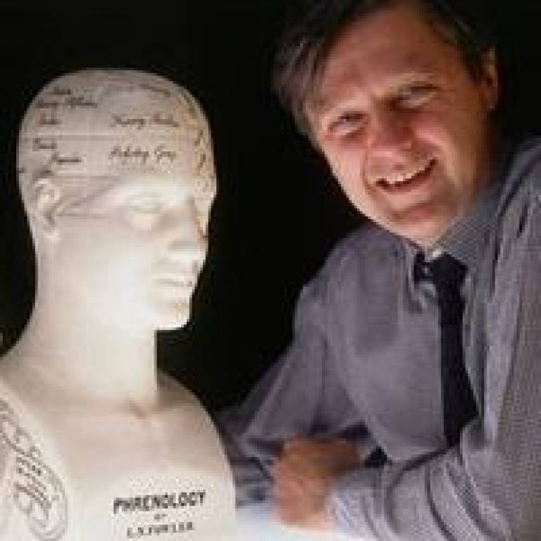 Professor Richard Frackowiak