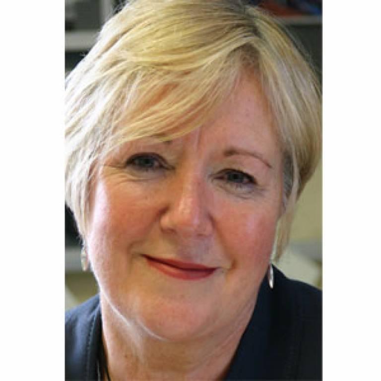 Geraldine Davies, UCL Academy Principal