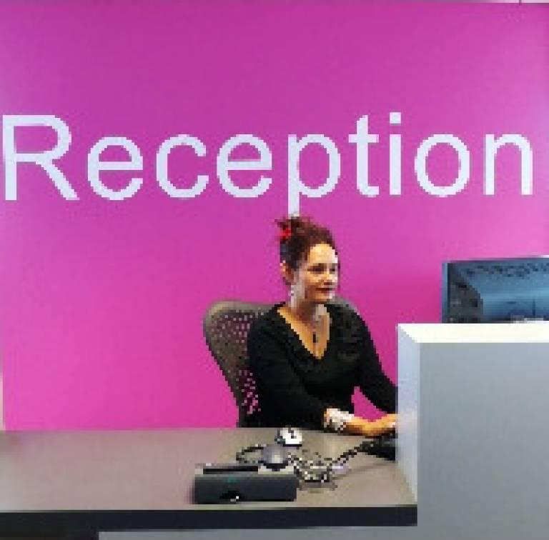 HR reception
