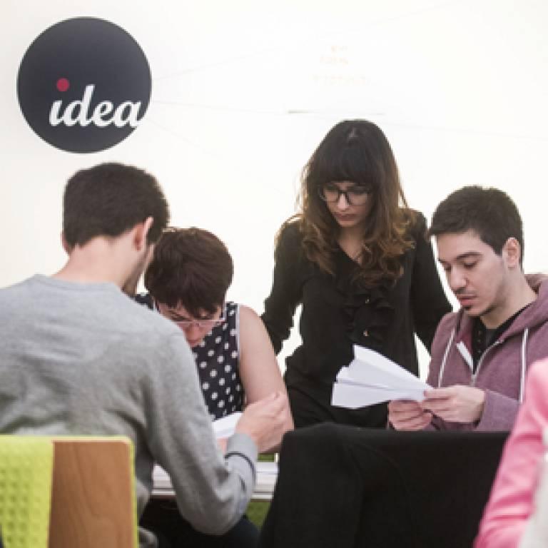 Workshop at IDEALondon
