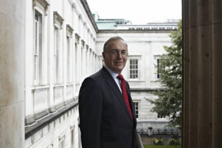Provost Michael Arthur
