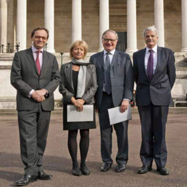 Freshfields and UCL launch new scholarships to tackle social mobility