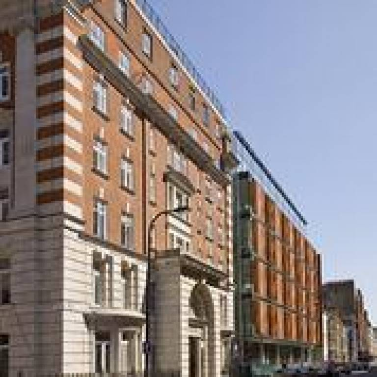 The UCL Medical School and the UCL Cancer Institute