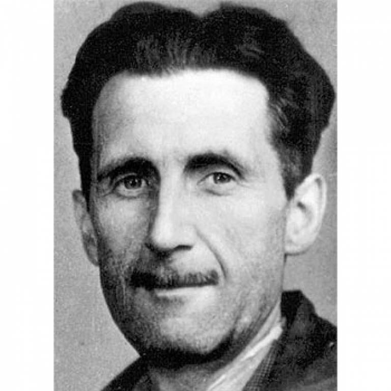 George Orwell press photo