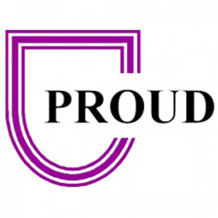 PROUD study logo