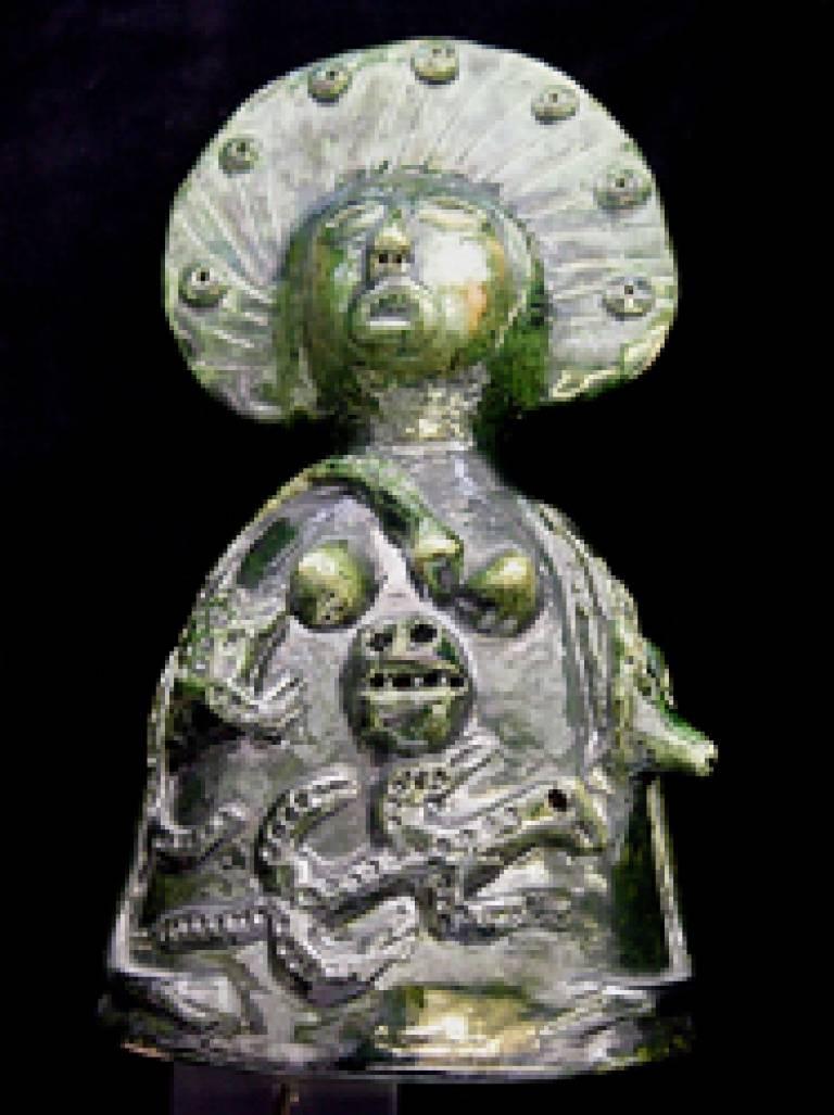 Pachamama statue