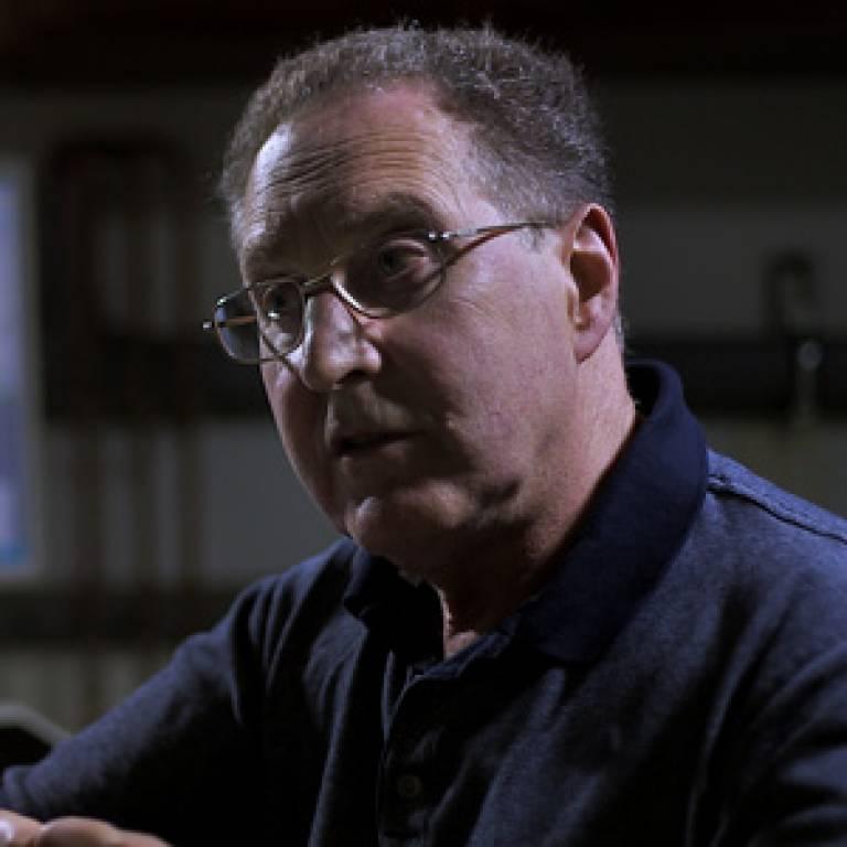 Professor Geoff Raisman