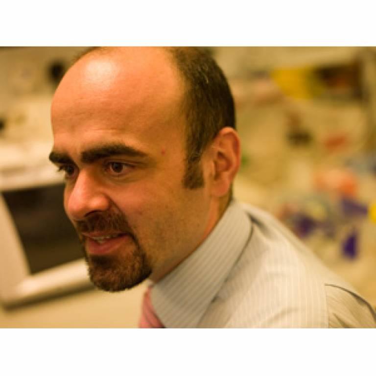 Dr Paolo de Coppi, UCL Institute of Child Health