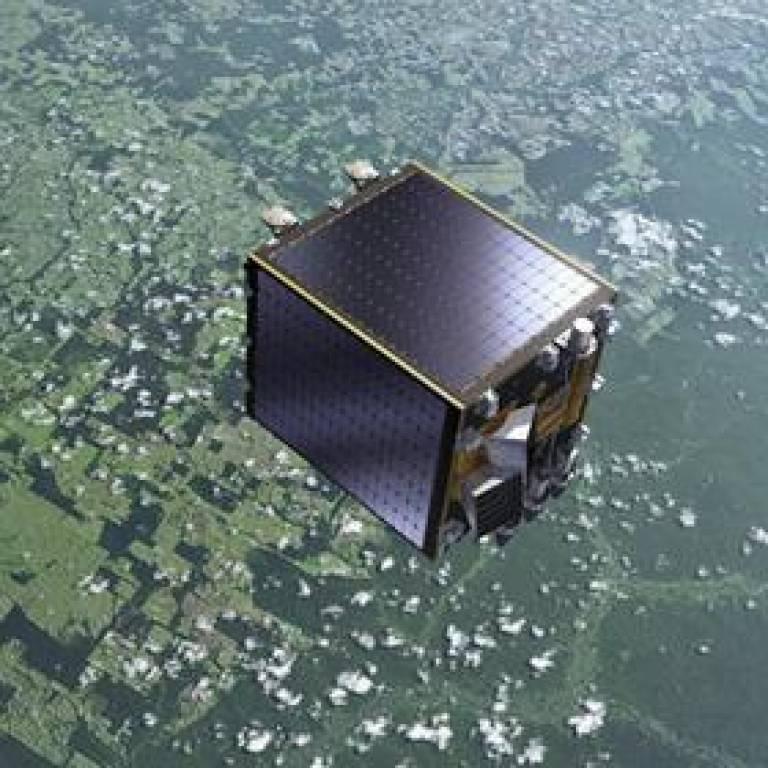 Probe V satellite
