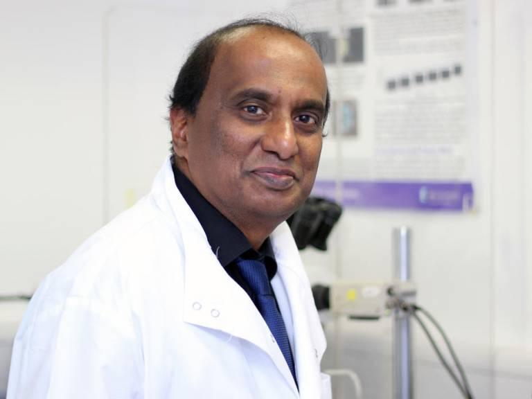 Professor Mohan Edirisinghe