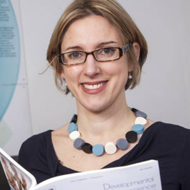 Sarah-Jayne Blakemore