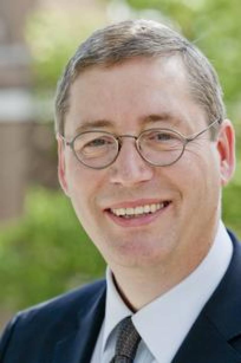 Professor Stephen Caddick, the new Vice-Provost (Enterprise and London)