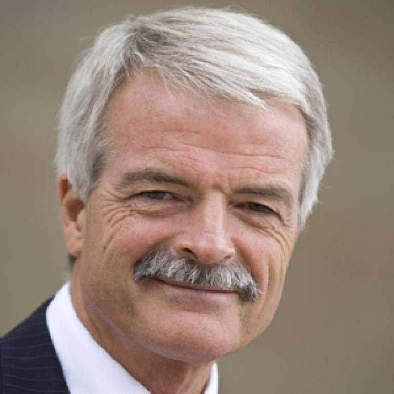 UCL Provost Malcolm Grant