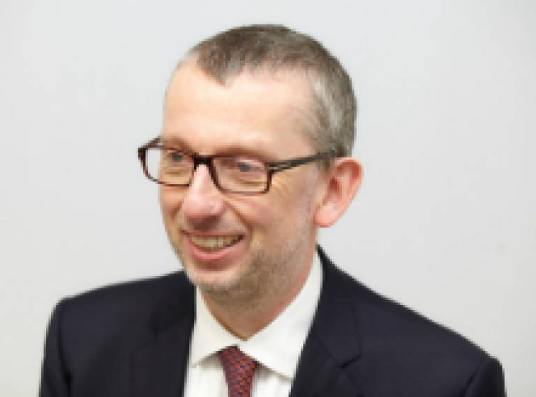 Professor Anthony Smith Vice-Provost