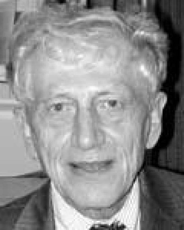 Professor Sir Peter Hall