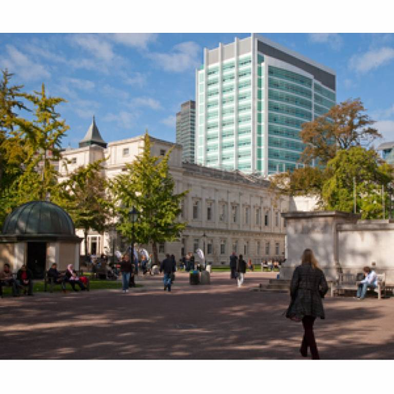 UCL Quad and UCL Hospital
