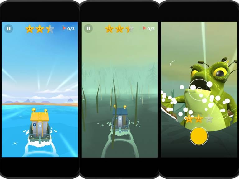 Sea Hero Quest screenshots
