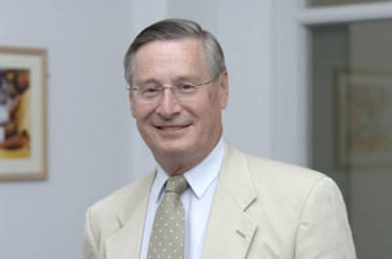 Sir Cyril Chantler