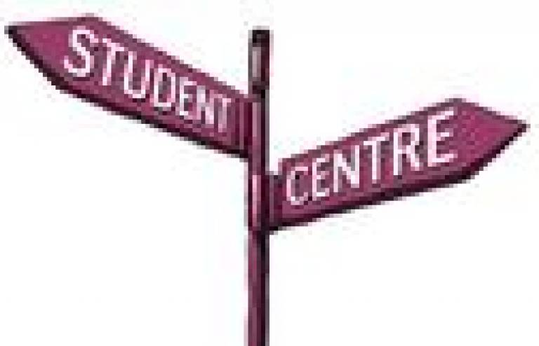 Student Centre logo