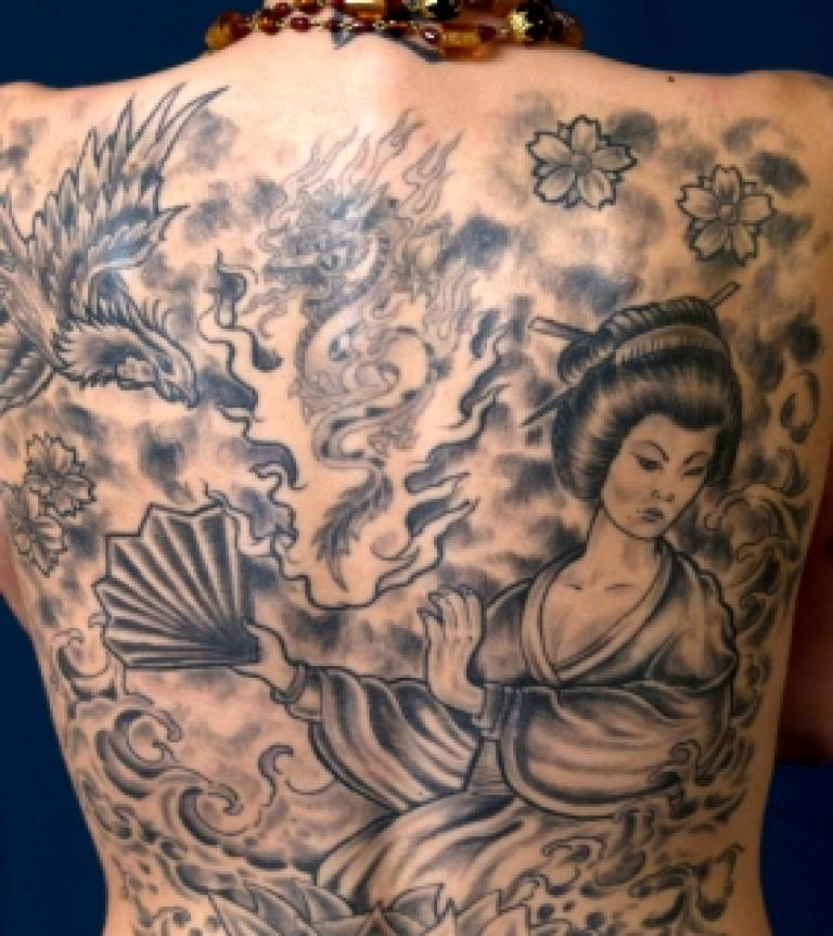 How Tattoos Move With Age Ucl News Ucl University College London