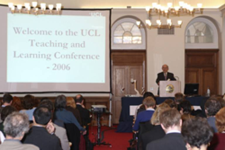 Teaching and Learning conference1