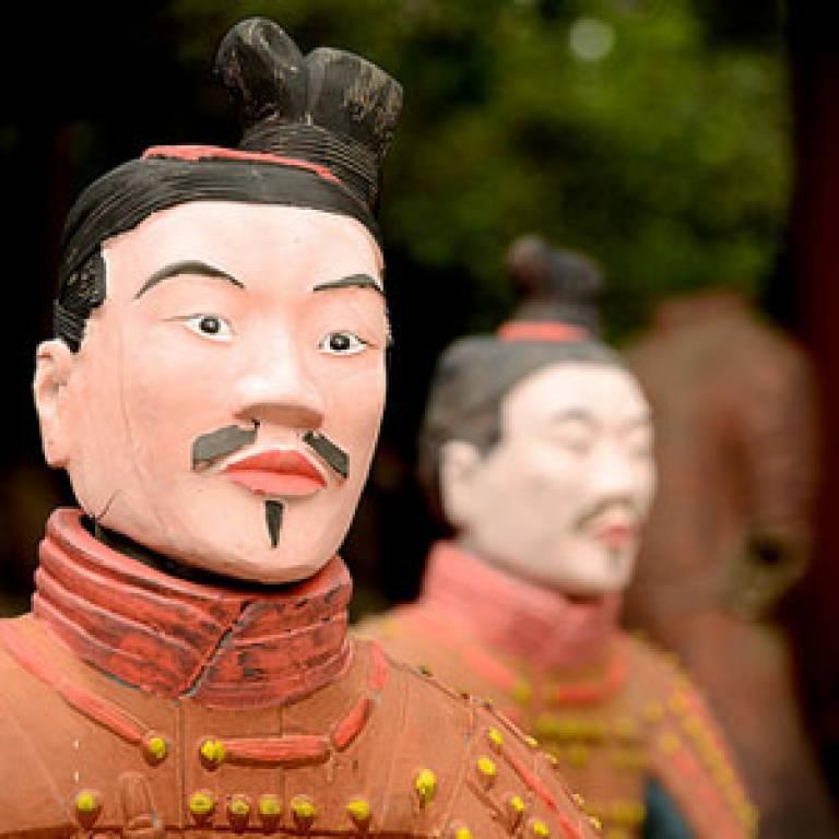 New Secrets of the Terracotta Warriors