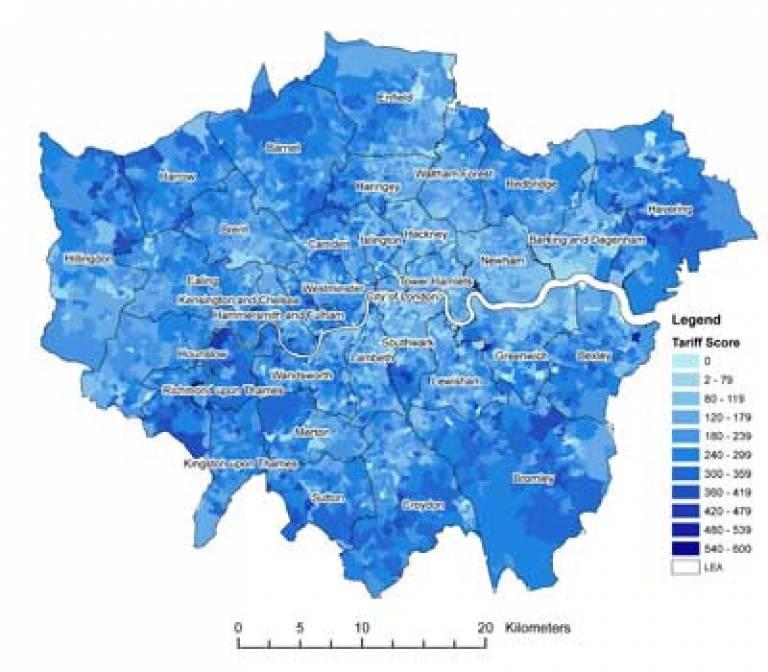 UCAS London