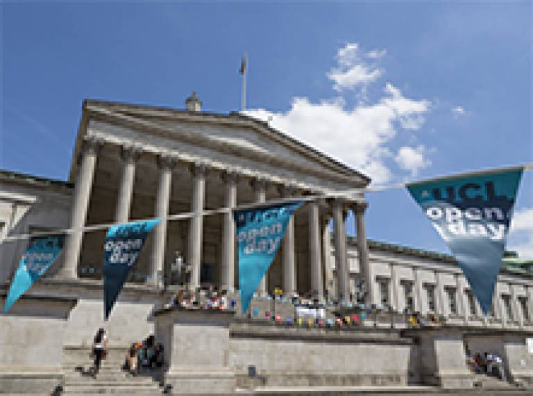 UCL Open Days