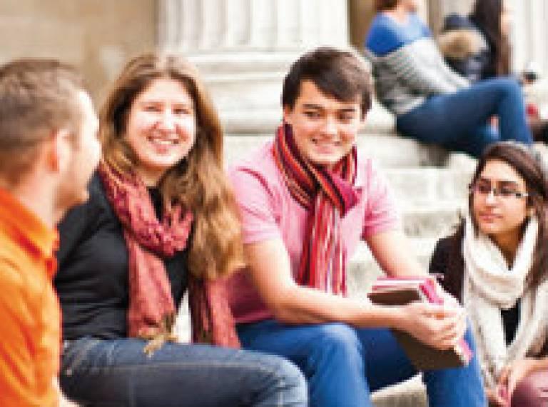 2015 entry UCL Undergraduate Prospectus