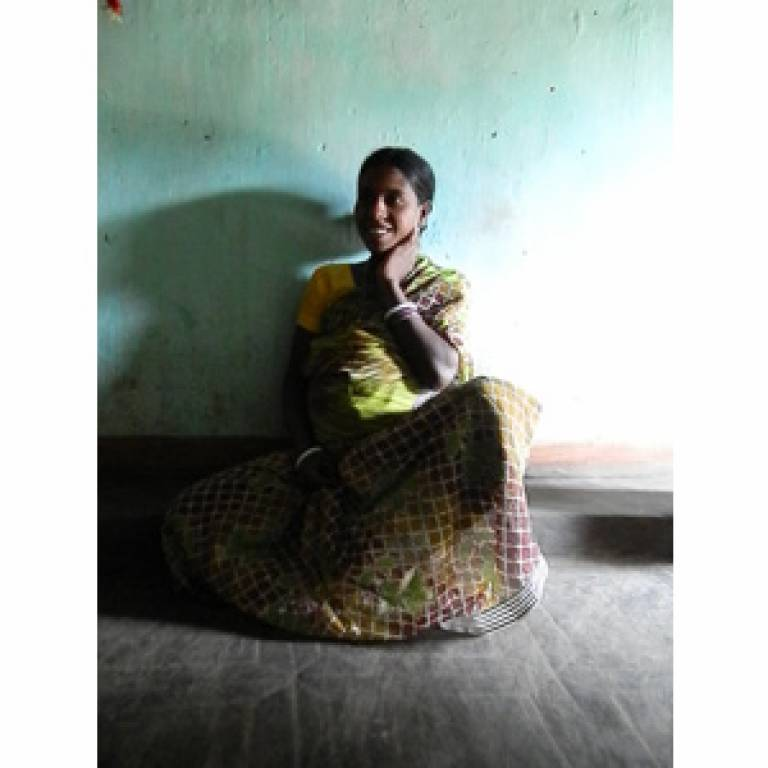 Womens groups for maternal health